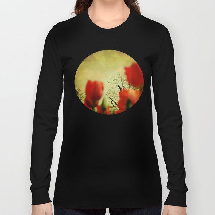 Waking Up Long Sleeve T-shirt