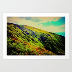Mountainica Art Print