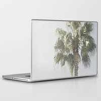 palm tree Laptop & iPad Skins featuring Palm Tree by Pure Nature Photos