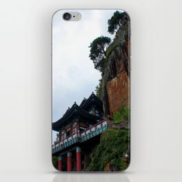 Temple Sasung 7 iPhone Skin