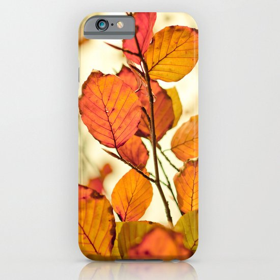 Leave me alone! iPhone & iPod Case