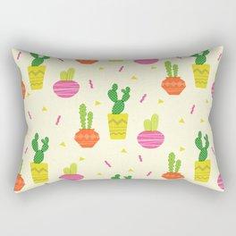 Cactus Bright Rectangular Pillow
