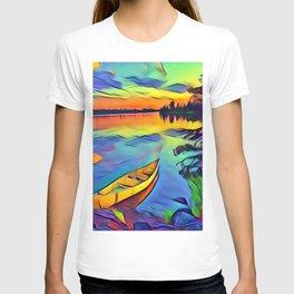Orange Sunset T-shirt