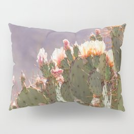 Prickly Pear Blooms I Pillow Sham