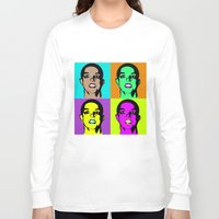 britney spears Long Sleeve T-shirts featuring BRITNEY SPEARS by Medúsza