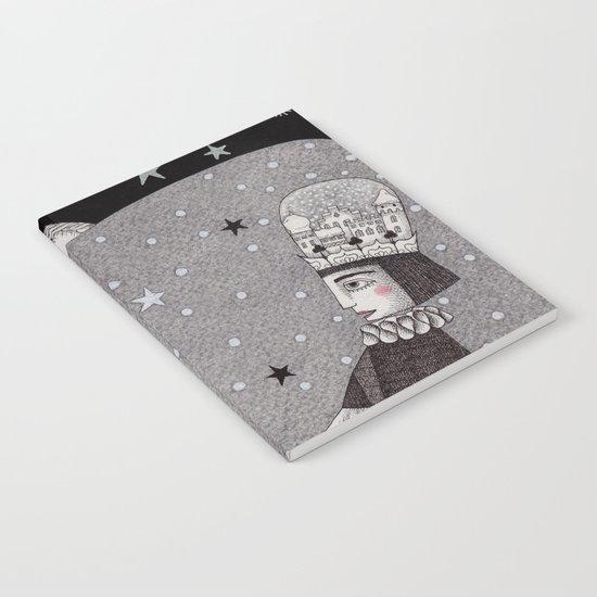 Snow Princess Notebook