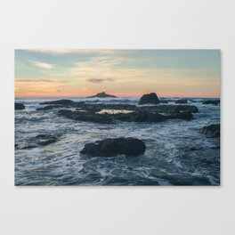 Road's End Canvas Print
