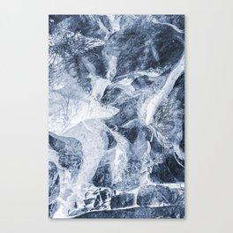 Runoff Canvas Print