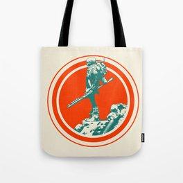 DERELICT PLANET Tote Bag