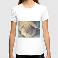 bunny T-shirts featuring Bunny by Jessica Torres Photography