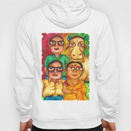 Just another Indian Family Hoody