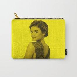 Lucy Hale - Celebrity (Florescent Color Technique) Carry-All Pouch