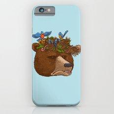 Mr Bear's Nature Hat 2017 iPhone 6s Slim Case