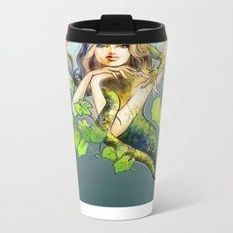 Garden of Eden Metal Travel Mug
