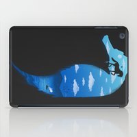 seahorse iPad Cases featuring Seahorse by Fathi
