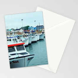 Fishing Pier PEI Stationery Cards