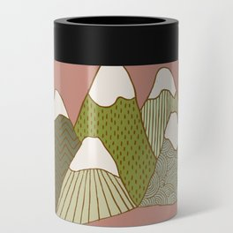 Mountains Can Cooler