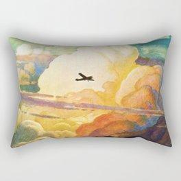 Catmota - N.C. Wyeth Rectangular Pillow