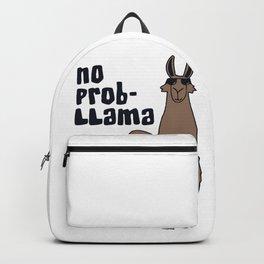 no probllama Backpack