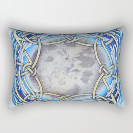 Celtic Tides Rectangular Pillow