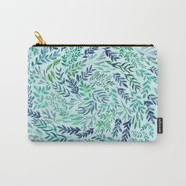 Wild Scattered Branches Carry-All Pouch