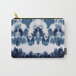 Shibori Not Sorry Carry-All Pouch