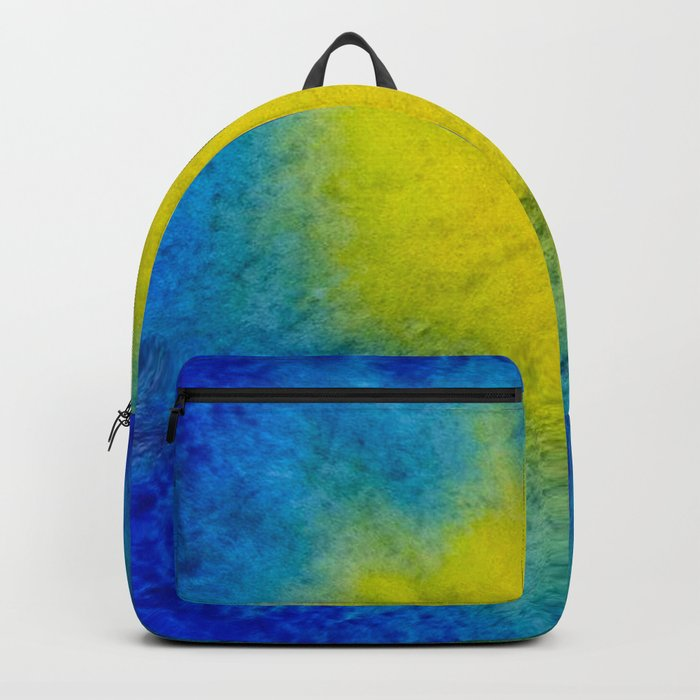 Sea Mirrors The Moon Backpack