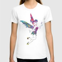 tinker bell T-shirts featuring Tinker Bell by Bitter Moon