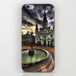 King O Ma Castle iPhone Skin