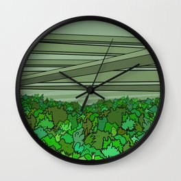 The Overpass Wall Clock