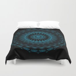 Snowflake #005 solid Duvet Cover