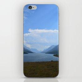 Gradient Landscape iPhone Skin