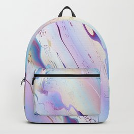 Flight Plan Abstract Fractal Art Backpack