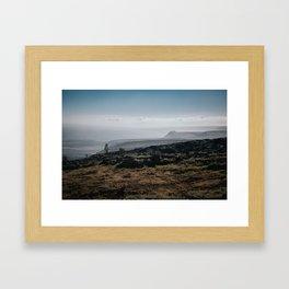 Hawaii Hills Framed Art Print
