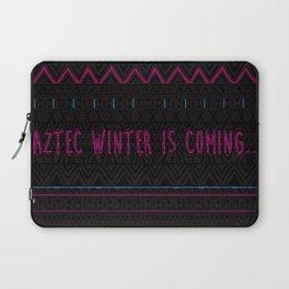 Aztec Winter is coming... Laptop Sleeve