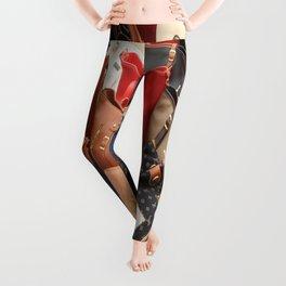 Women's Designer Handbags Leggings