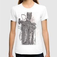 daryl dixon T-shirts featuring Daryl Dixon by Layla Atchison
