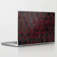 acid Laptop & iPad Skins featuring Acid by NaturePrincess