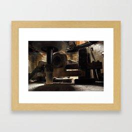Inner Workings Framed Art Print