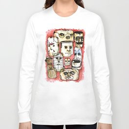 Oh The Horror Long Sleeve T-shirt