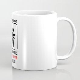 I'm Not Farting I'm Sending Love Signals Coffee Mug