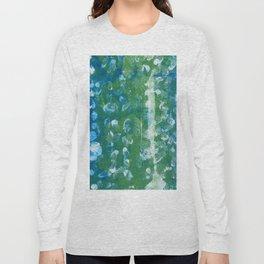 Abstract No. 96 Long Sleeve T-shirt