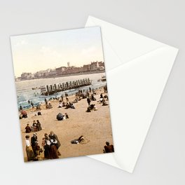 The harbour, Margate, Kent, England, ca. 1897 Stationery Cards