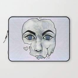 Porcelain Doll Broken Beauty Laptop Sleeve