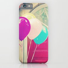 Red Door Balloons Slim Case iPhone 6s