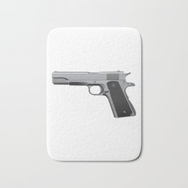Browning Hi Power Bath Mat