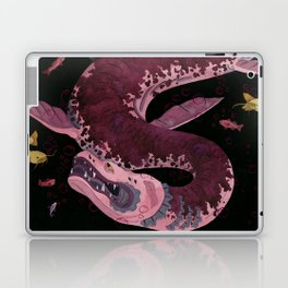 Always a Bigger Fish Laptop & iPad Skin