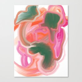 Care Canvas Print