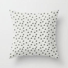 Big Top Robyre Throw Pillow