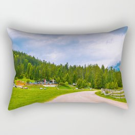 Seefeld in Tirol, Austria Rectangular Pillow